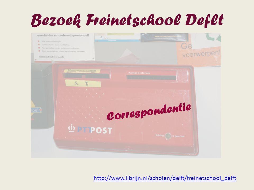 Bezoek Freinetschool Deflt