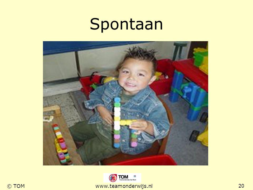 Spontaan