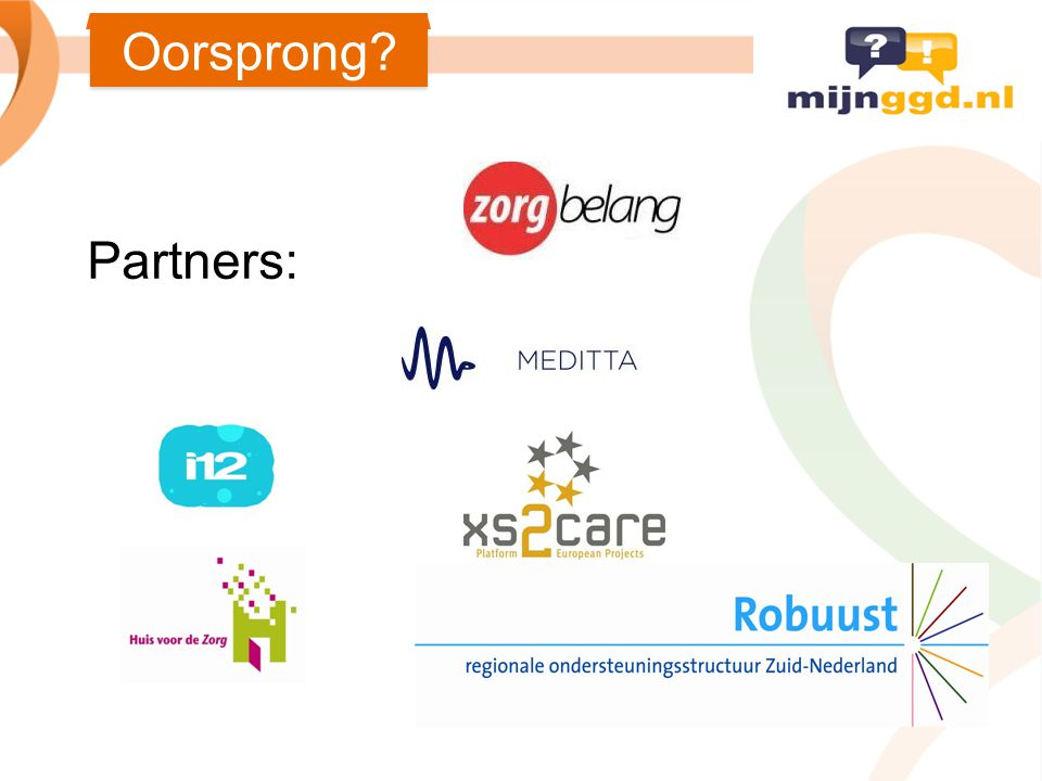 Oorsprong Partners: