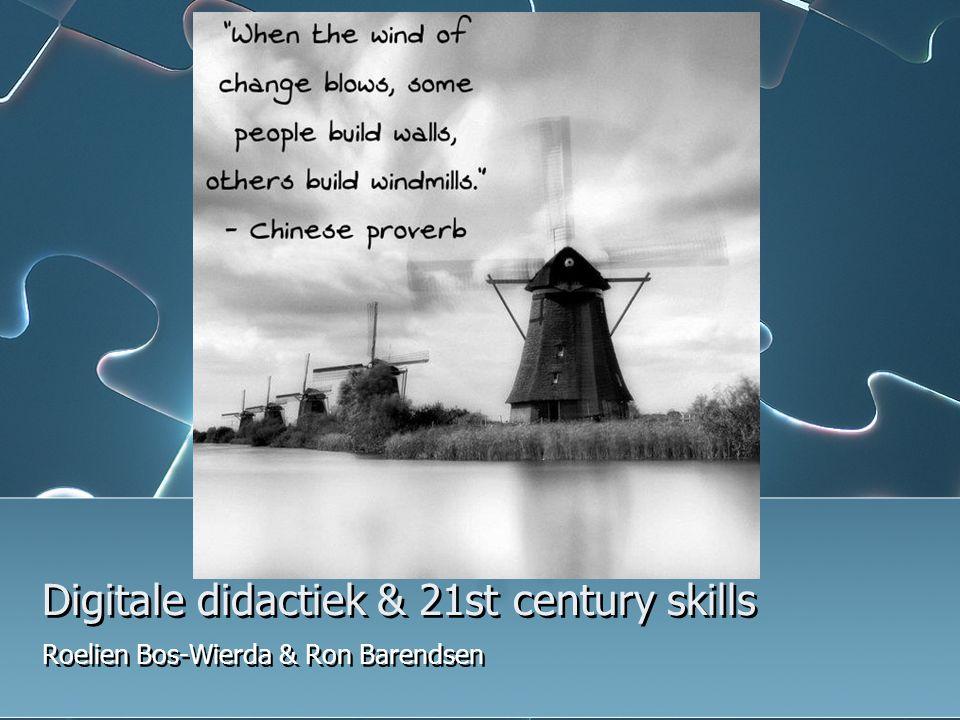 Digitale didactiek & 21st century skills