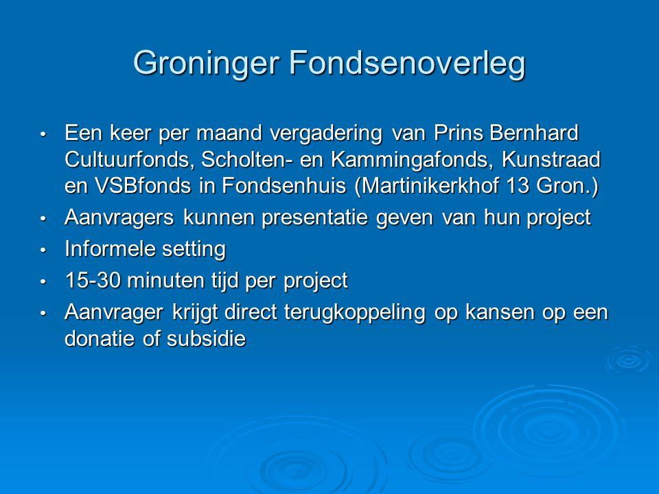 Groninger Fondsenoverleg