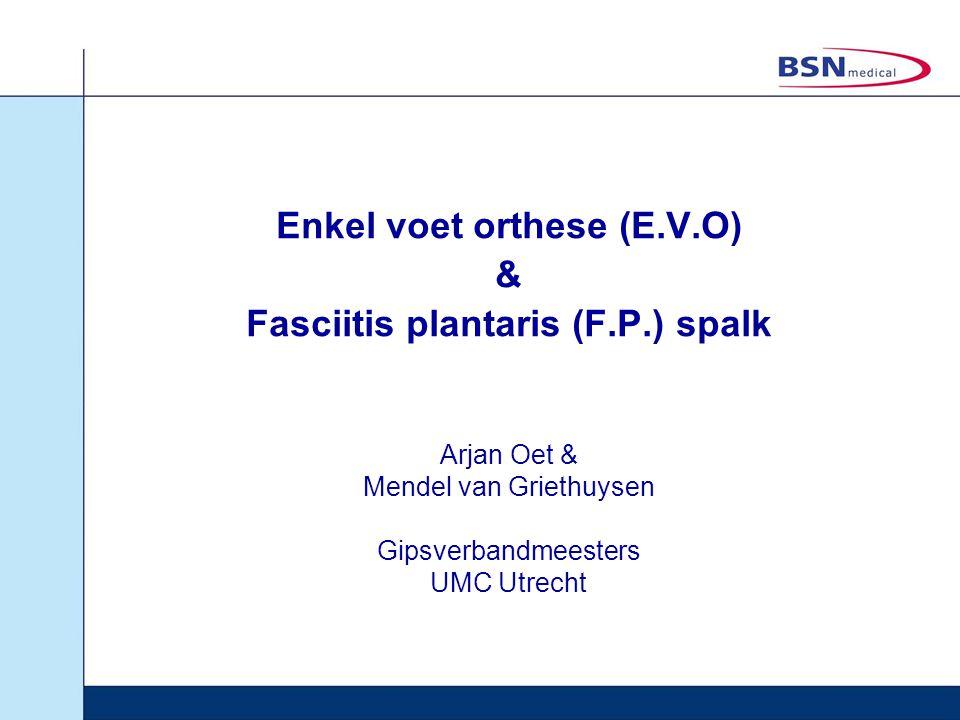 Arjan Oet & Mendel van Griethuysen Gipsverbandmeesters UMC Utrecht