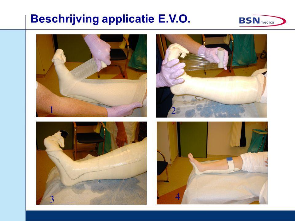 Beschrijving applicatie E.V.O.