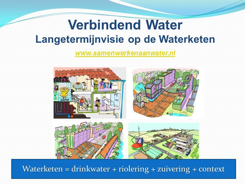Verbindend Water Langetermijnvisie op de Waterketen