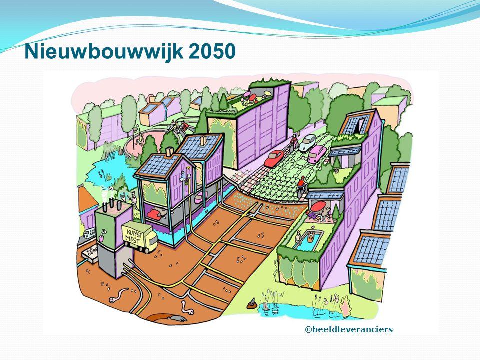 Nieuwbouwwijk 2050 Een groene en energiezuinige wijk