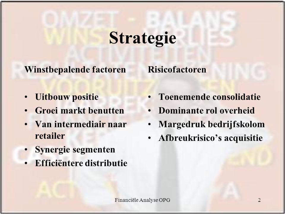 Financiële Analyse OPG