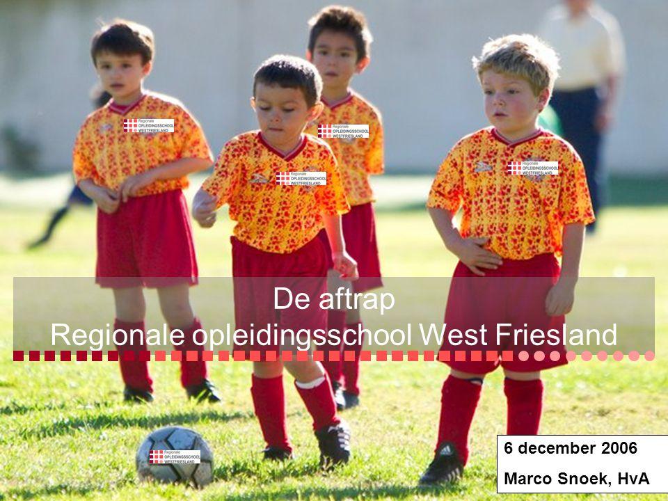 Regionale opleidingsschool West Friesland
