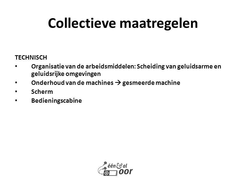 Collectieve maatregelen