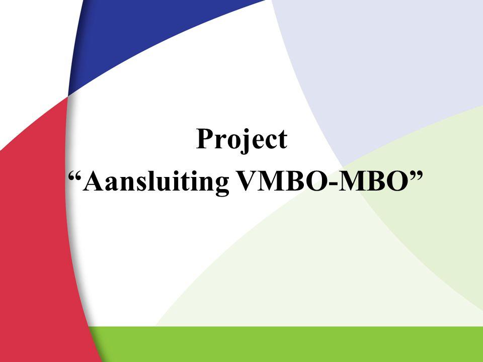Aansluiting VMBO-MBO