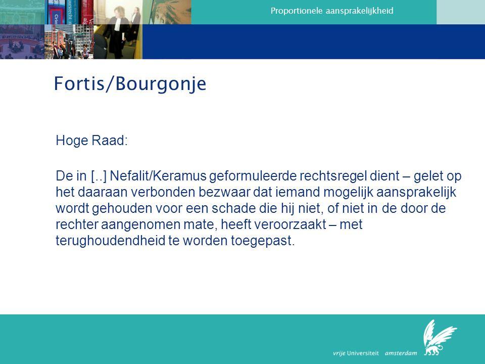 Fortis/Bourgonje Hoge Raad: