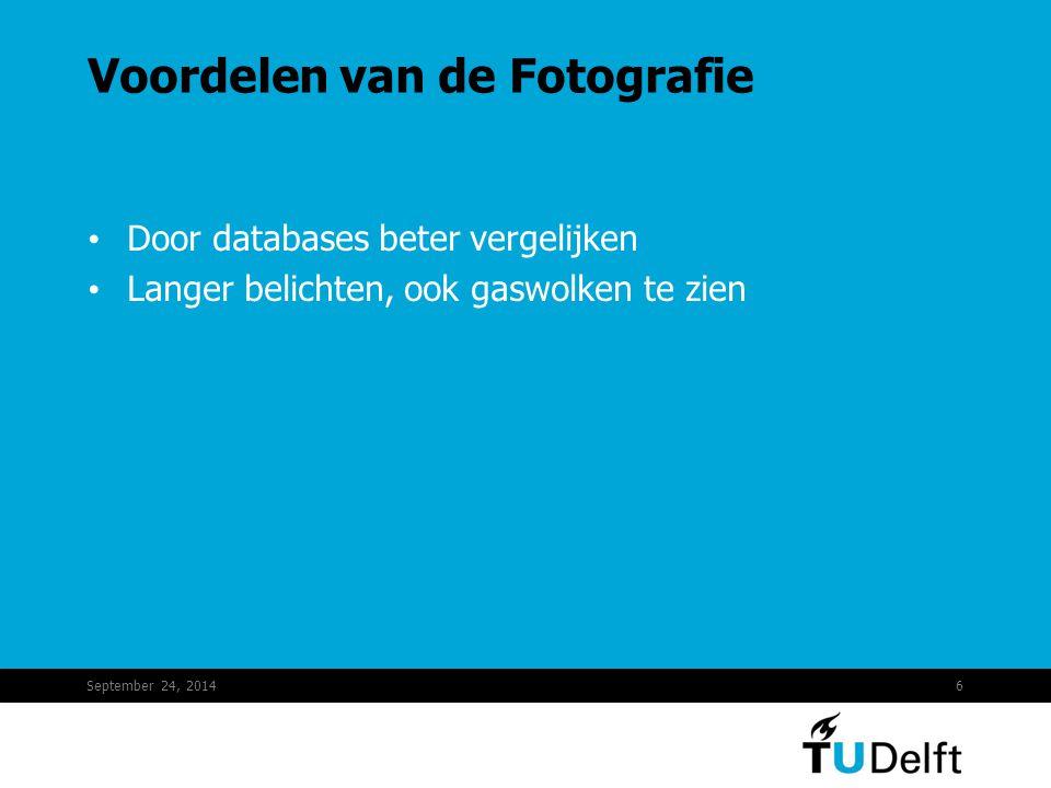 Voordelen van de Fotografie