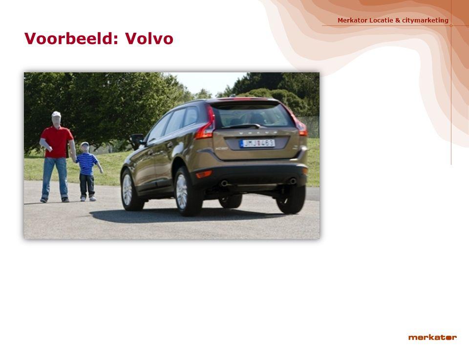 Voorbeeld: Volvo