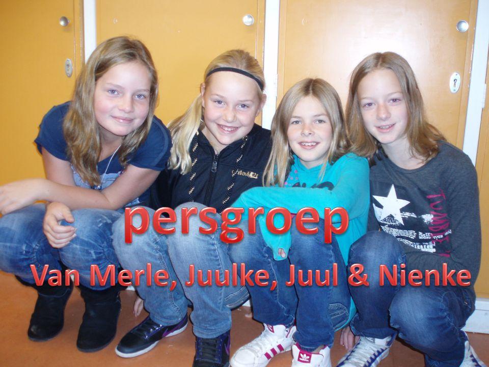 Van Merle, Juulke, Juul & Nienke