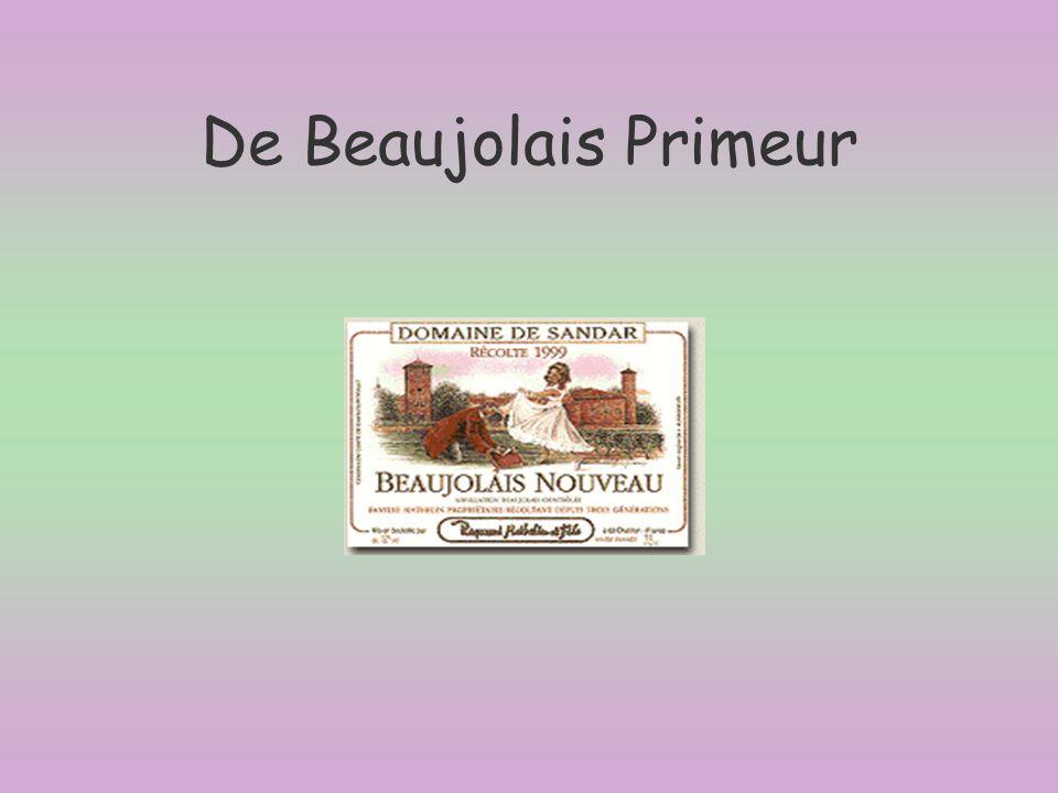 De Beaujolais Primeur