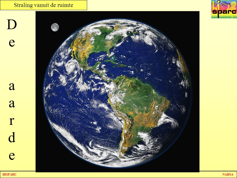De aarde De zon in de rug De maan staat op de achtergrond: het is dus volle maan.
