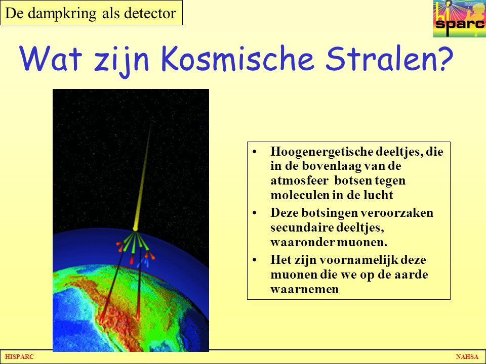 Wat zijn Kosmische Stralen