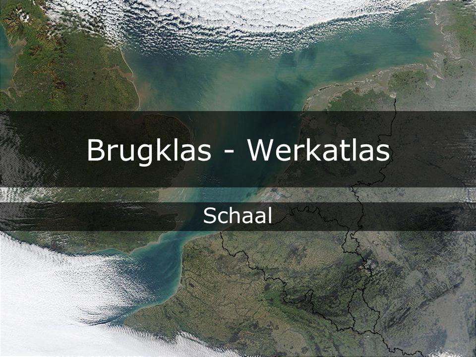 Brugklas - Werkatlas Schaal