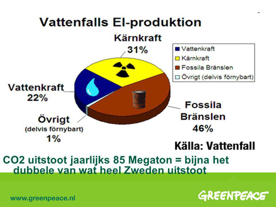 Vattenfall is écht vies