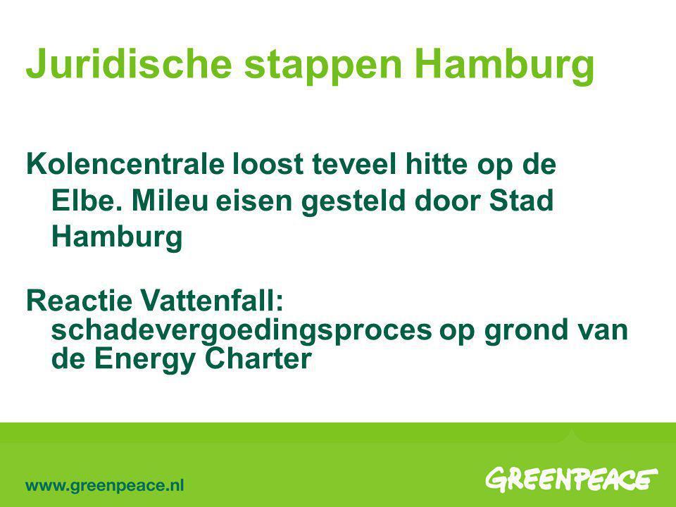 Juridische stappen Hamburg
