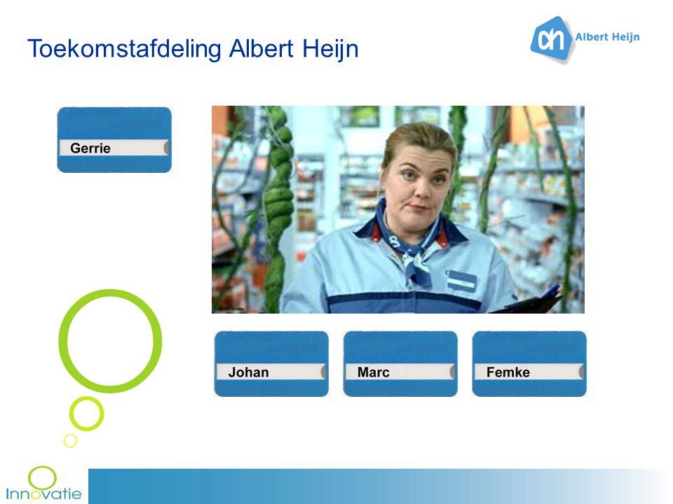 Toekomstafdeling Albert Heijn