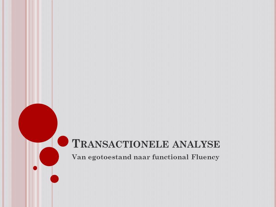 Transactionele analyse