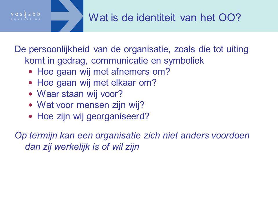 Wat is de identiteit van het OO