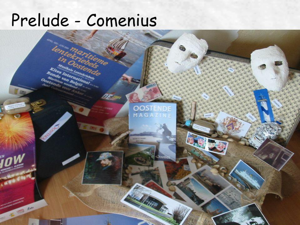 Prelude - Comenius jaar 0