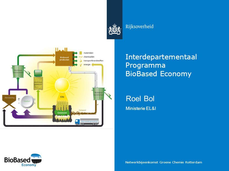 Interdepartementaal Programma BioBased Economy