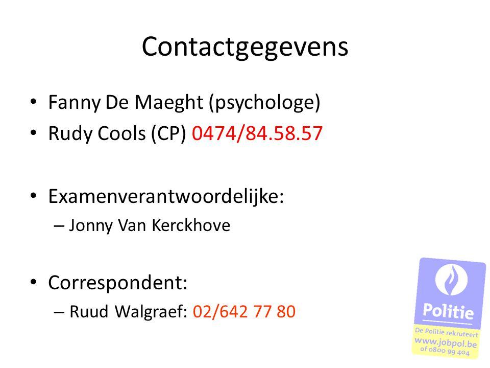 Contactgegevens Fanny De Maeght (psychologe)