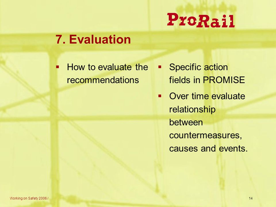 7. Evaluation How to evaluate the recommendations