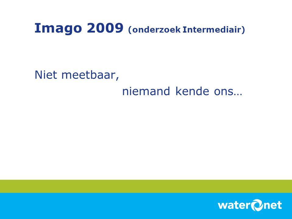 Imago 2009 (onderzoek Intermediair)