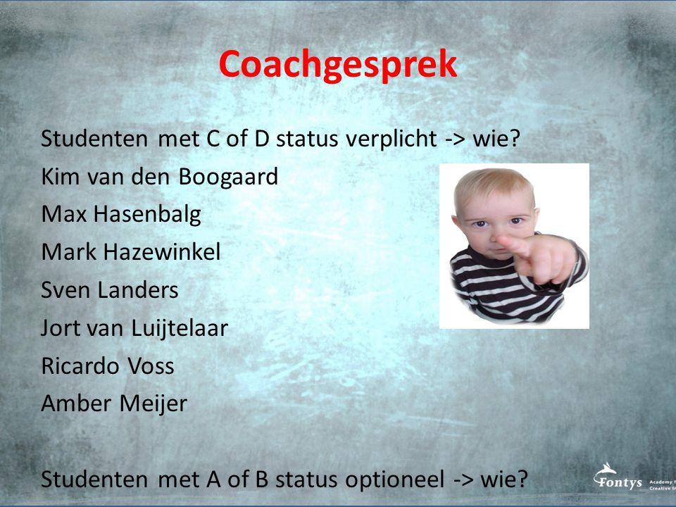 Coachgesprek