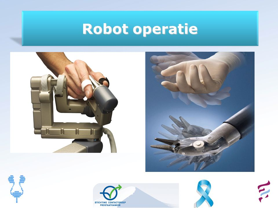 Robot operatie 12
