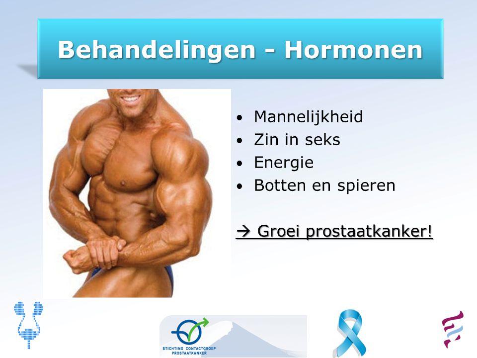 Behandelingen - Hormonen