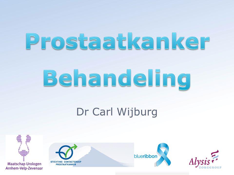Prostaatkanker Behandeling