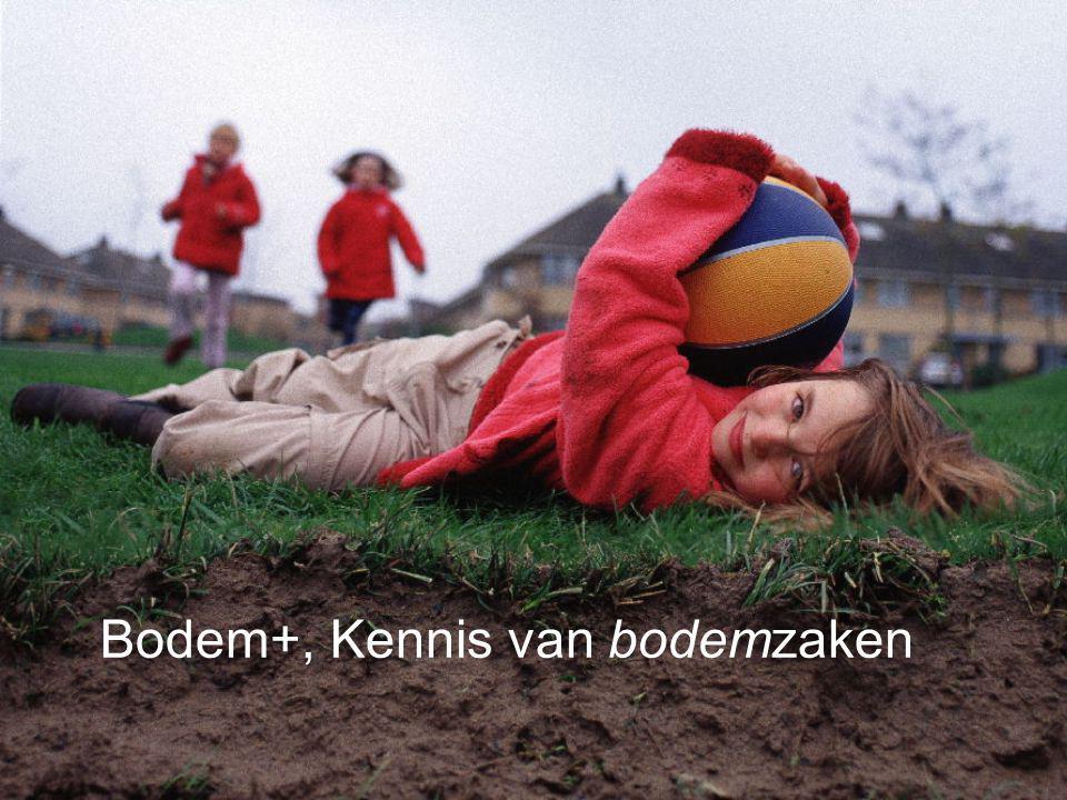 Bodem+, Kennis van bodemzaken