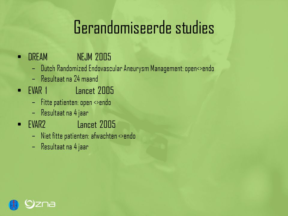 Gerandomiseerde studies