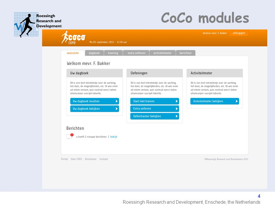 CoCo modules
