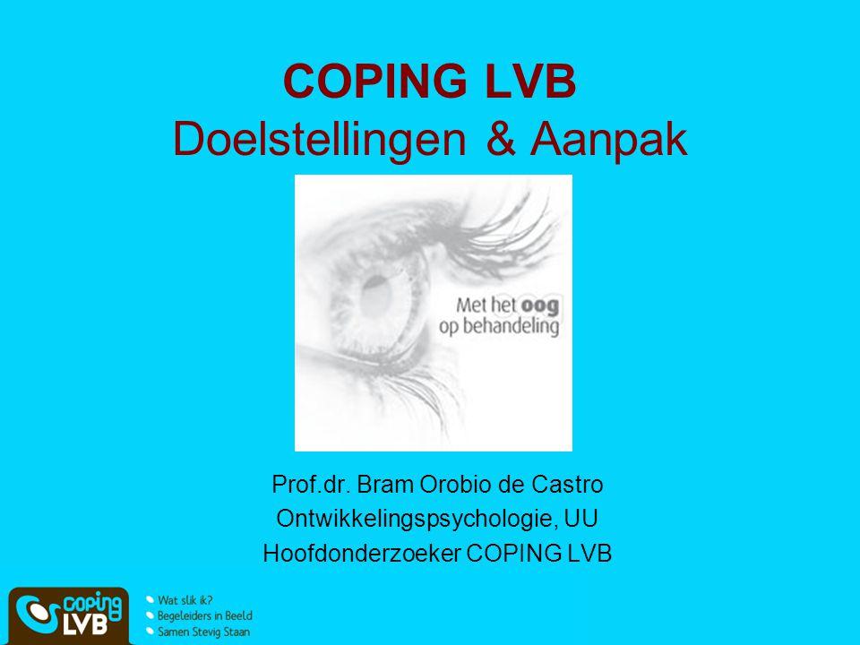COPING LVB Doelstellingen & Aanpak