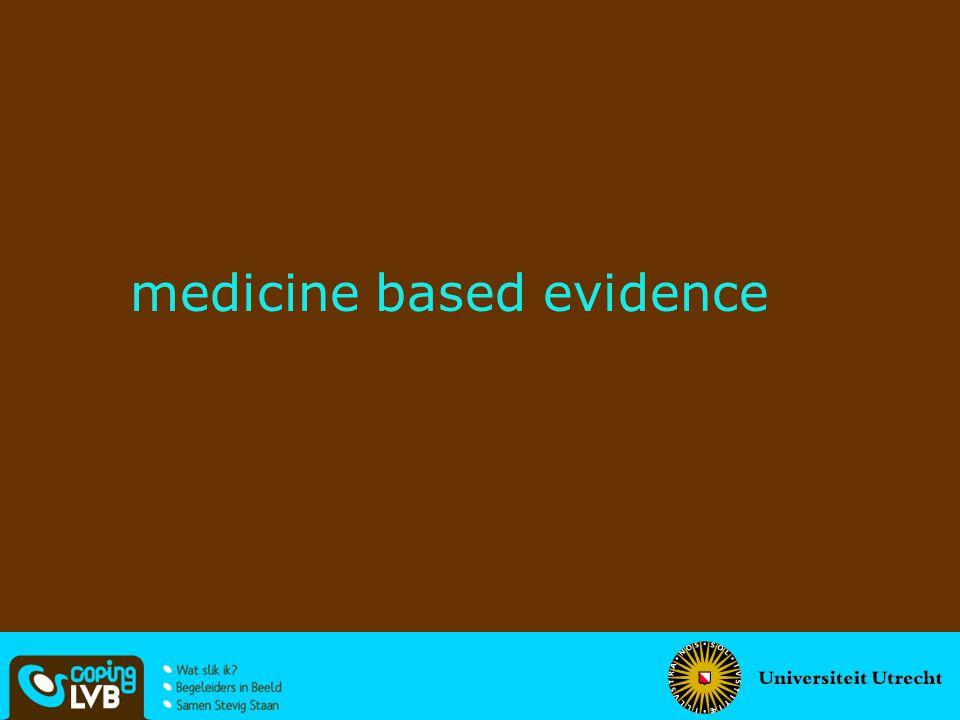 medicine based evidence