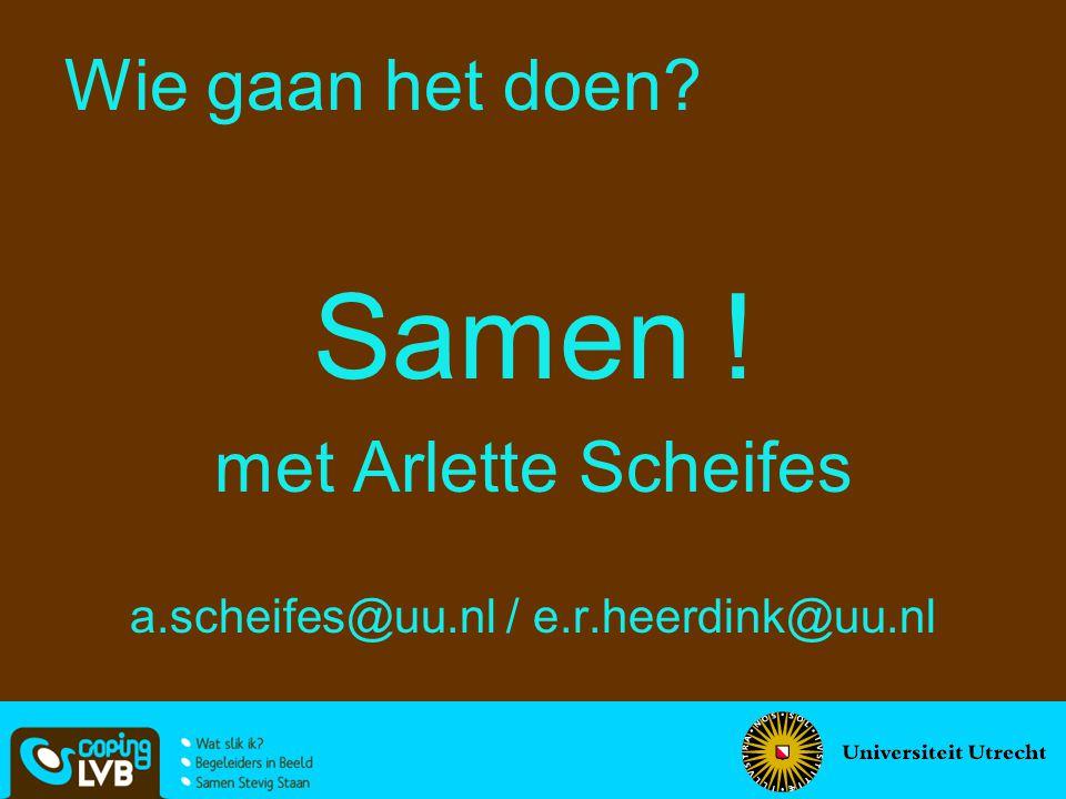 a.scheifes@uu.nl / e.r.heerdink@uu.nl