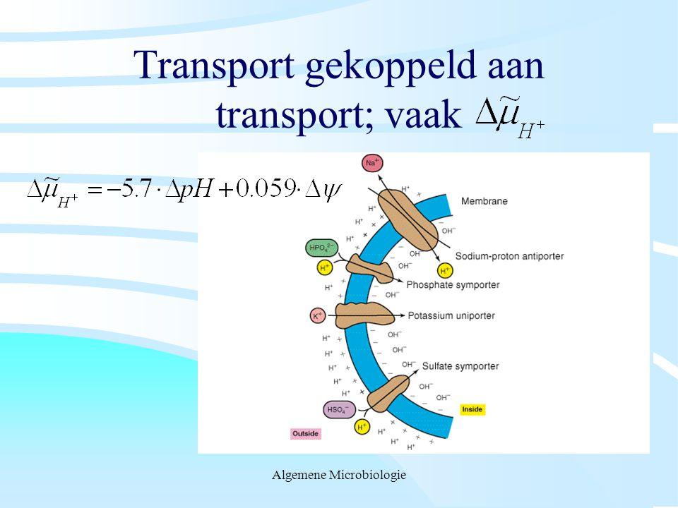 Transport gekoppeld aan transport; vaak