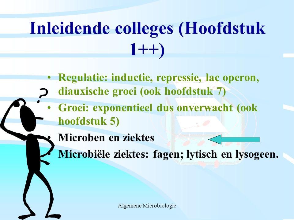 Inleidende colleges (Hoofdstuk 1++)