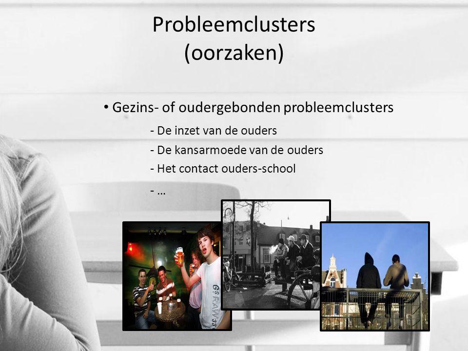 Probleemclusters (oorzaken)