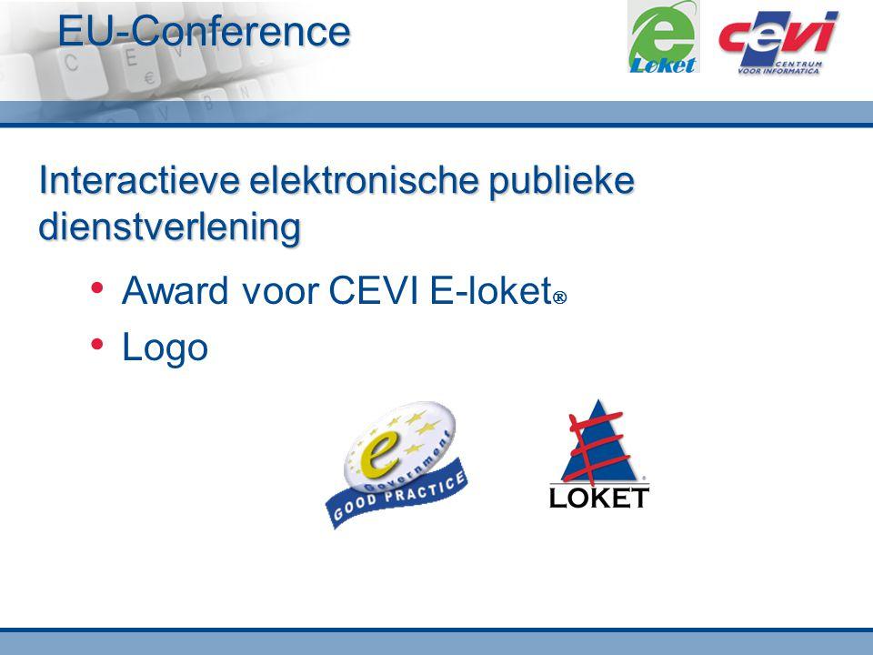 Interactieve elektronische publieke dienstverlening