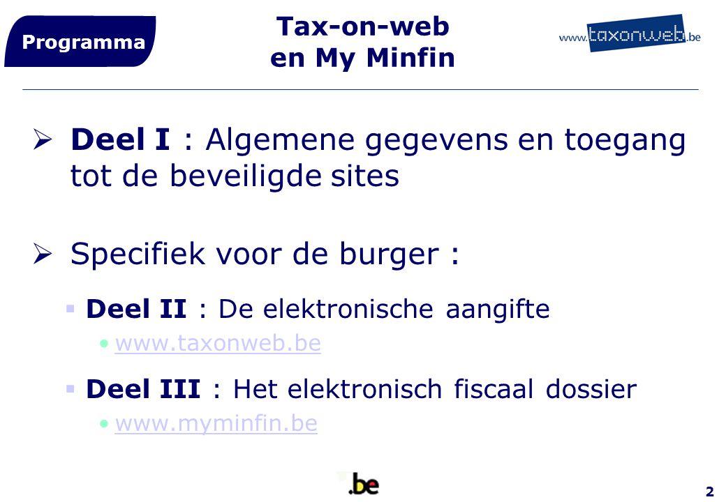 Tax-on-web en My Minfin