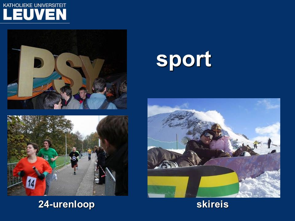 sport 24-urenloop skireis
