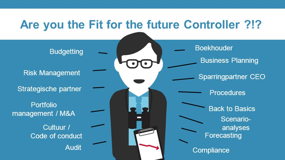 Are you the Fit for the future Controller !