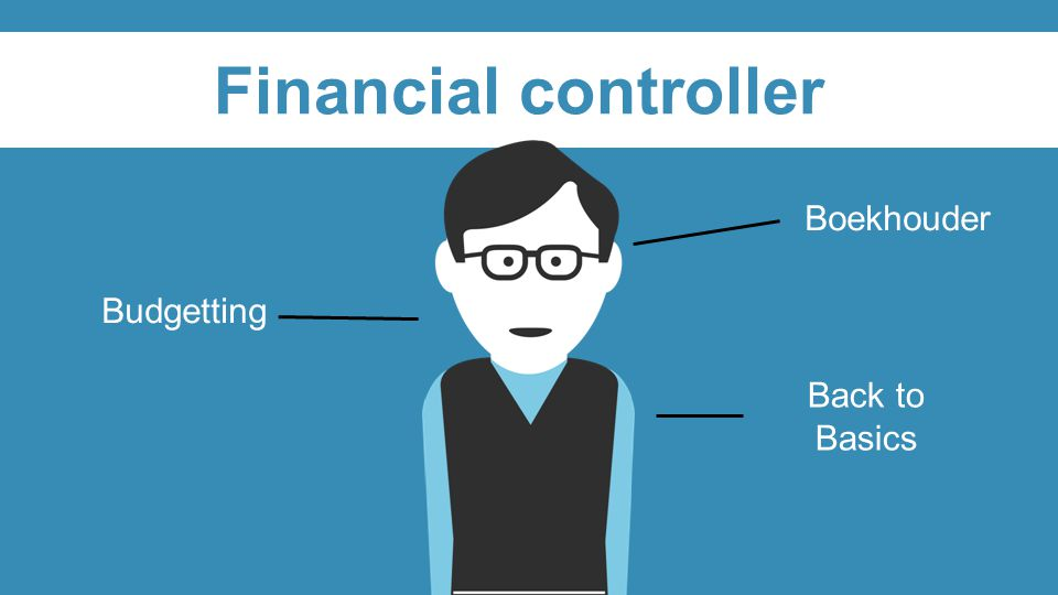 Financial controller Boekhouder Budgetting Back to Basics