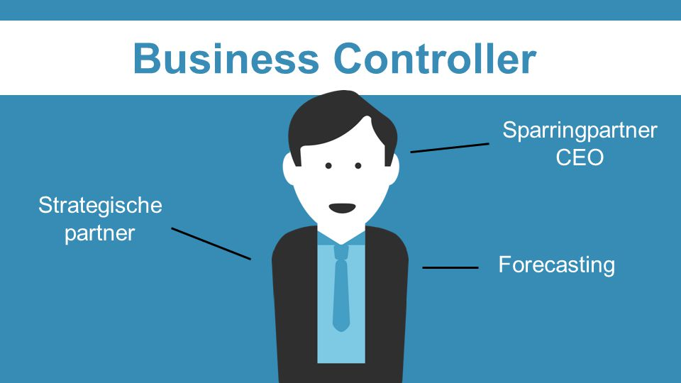 Business Controller Sparringpartner CEO Strategische partner
